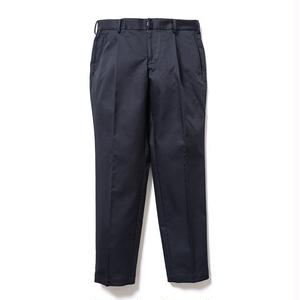SON OF THE CHEESE | wide tack pants (NAVY)