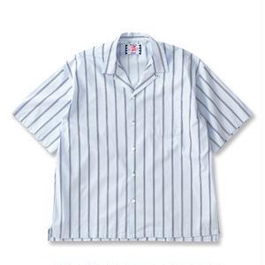 SON OF THE CHEESE | Stripe stripe shrits(BLUE)