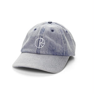 POLAR SKATE CO. / DENIM CAP (L.PURPLE)