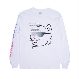 RIPNDIP |  Chill Out L/S (White)