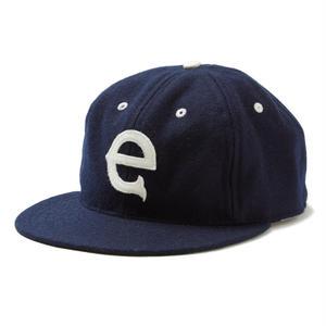 EVISEN SKATEBOARDSゑ®︎ | e logo KING CAP (NAVY)