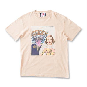 SON OF THE CHEESE | Tiger groom Tee(BEIGE)