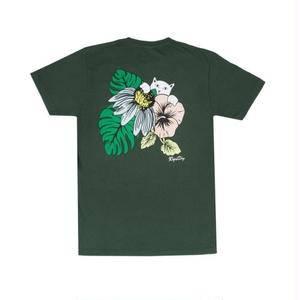 RIPNDIP | TROPICALIA TEE (HUNTER GREEN)