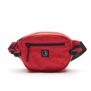 POLAR SKATE CO. / CORDURA HIP BAG (RED)