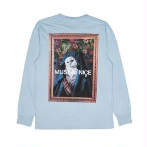 RIPNDIP | MOTHER L/S (BABY BLUE)