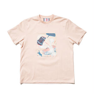 SON OF THE CHEESE | Enemy of Wig TEE (PINK)