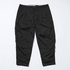 "Oh!theGuilt : TRICOT STRETCH PANT""NINE""(オリーブ)"
