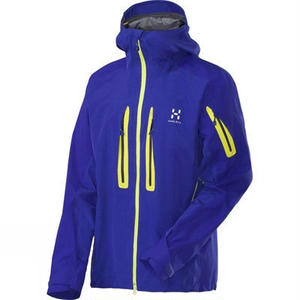 HAGLOFS | ROC HIGH JACKET(ブルー)