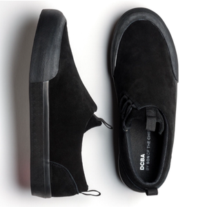 DCBA  BY SON OF THE CHEESE | 18 DCBA SLIP-ON (BLACK)