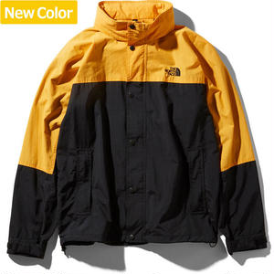 THE NORTH FACE | Hydrena Wind Jacket (イエロー×ブラック)