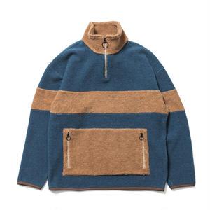 SON OF THE CHEESE | Fleece zip (BLUE)