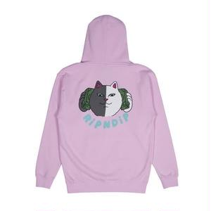 RIPNDIP |  Money Talks Hoodie (Light Pink)