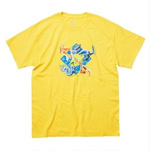 EVISEN | KILL PILL Tee (YELLOW)