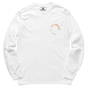 NOTHIN SPECIAL / VERY NECESSARY LONG SLEEVE (WHITE)