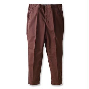 SON OF THE CHEESE | Driving slacks(BROWN)