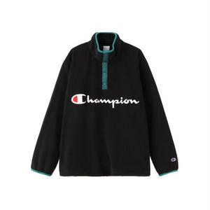 XLARGE® | 【XLARGE×champion】POLARTEC WIND PRO FLEECE JACKET(ブラック)