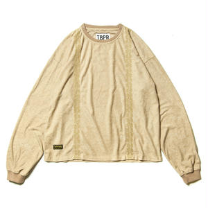Tightbooth / ENCORE SUEDE TOPS (BEIGE)
