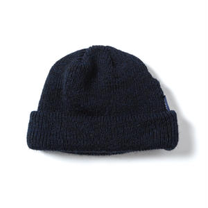 SON OF THE CHEESE | WOOL BEANIE (NAVY)