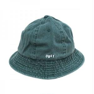 OBEY | Decades Bucket Hat (Dark Teal)