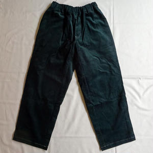 Oh!theGuilt : CORDUROY RELAX PANTⅡ(ダークグリーン)