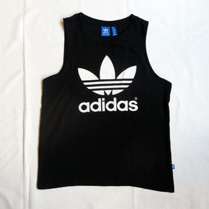 adidas originals | TANK TOP(ブラック)