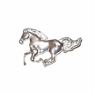Horse Pin Brooch.