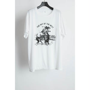THE WAY OF THE WEST Pocket T-shirt.