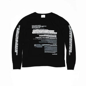Piss Factory Pocket L/S T-shirt