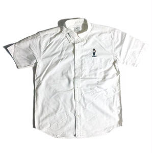 """HOMEBOY"" (BDシャツ/ホワイト) #EXC-7SH02"