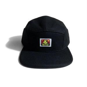 """BASICKS"" (BLACK/CAP) #EXC-6HD02"