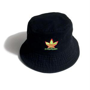 """PPP"" (HAT/BLACK) #EXC-6HD04"