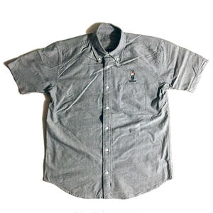 """HOMEBOY"" (BDシャツ/グレー) #EXC-7SH02"