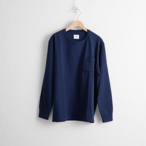 toff / Long sleeve poket T-shirt