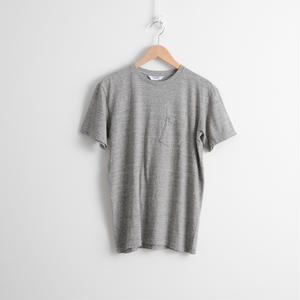 FUJITO / Crew Neck Pocket T