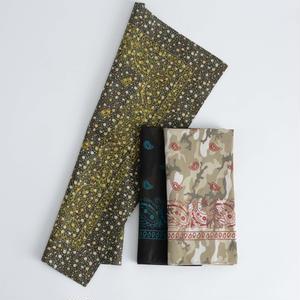 and wander / printed bandana
