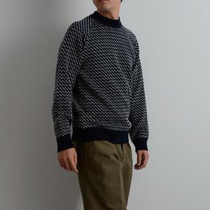 FUJITO / Birds Eye Sweater