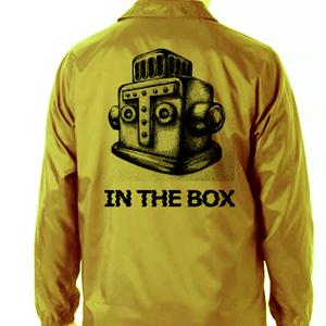 コーチジャケット 「 IN THE BOX」 - KHAKI
