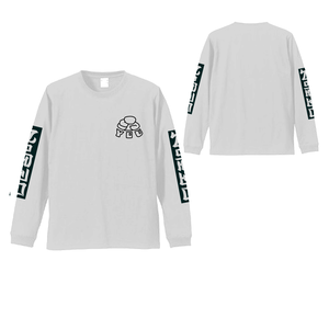 L/S TEE 「YOU」-WHITE