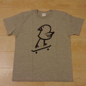 KILLY BIRD Tshirt GREY