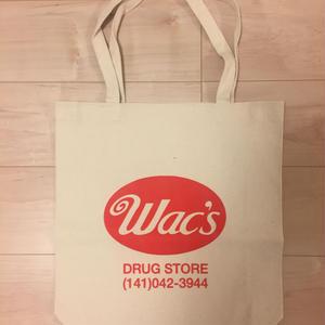 Wac's tote bag