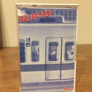 """BREAKfAST """"Kyodo"""" tape"""