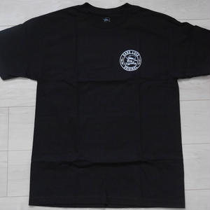 "HARD LUCK ""GREAT TIMES"" S/S Tシャツ (BLACK)"