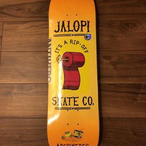 """JALOPI SKATE co """"archimedes""""8.4インチ"""