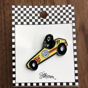 DMBx DISKAH ピンバッチ RACECAR