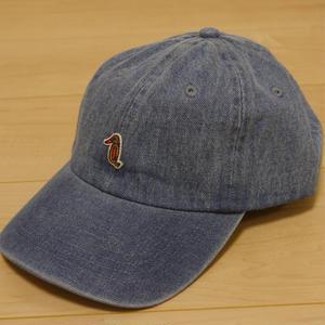 クッカル CAP /デニム/ライトブルー