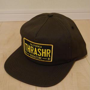 THRASHER DMV SNAPBACK CAP