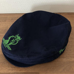 "WACKWACK ""GREEN CHIP""HUNTING CAP"