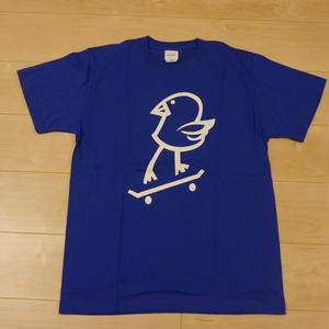 KILLY BIRD Tshirt -Royal Blue-