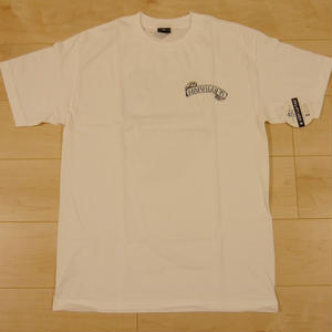 "HARD LUCK ""PEACOCK"" S/S Tシャツ (WHITE"