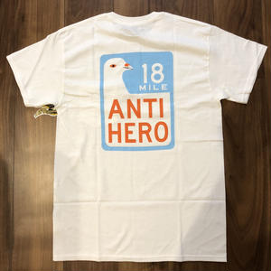ANTI HERO SCENIC DRIVE POCKET TEE